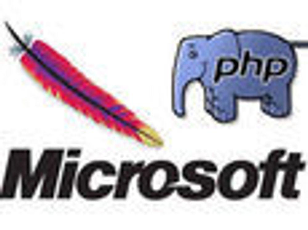 Microsoft sponser Apache