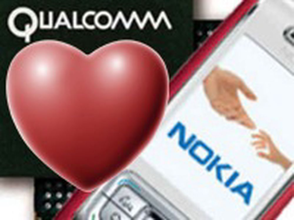 Nokia og Qualcomm i patentforlik