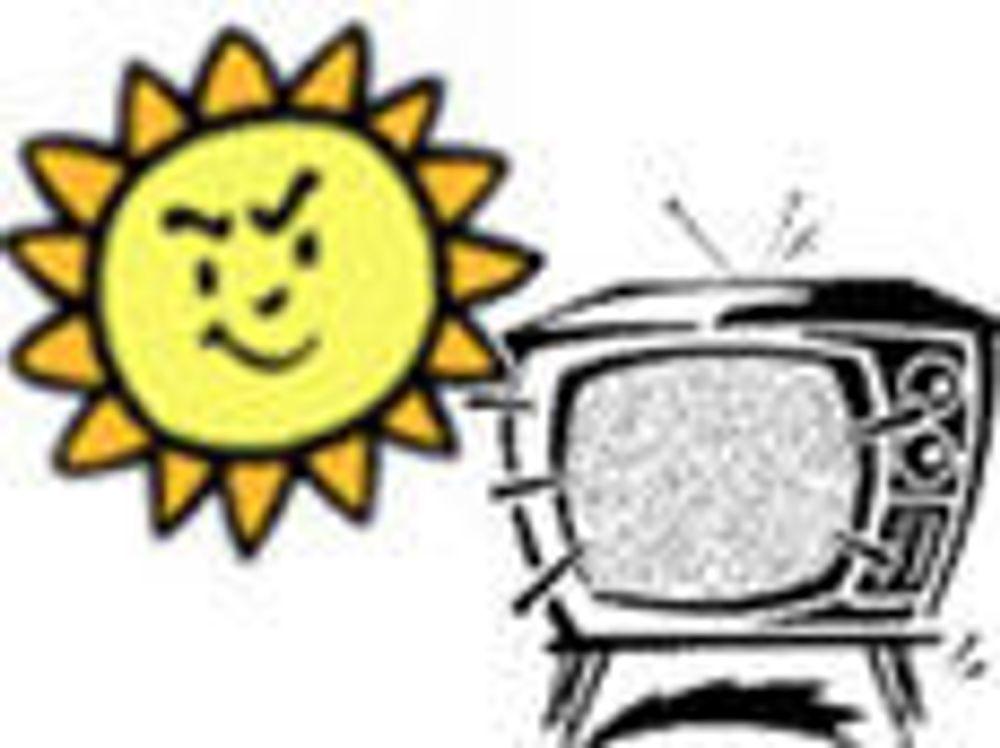 Derfor skurrer tv-en sommerstid