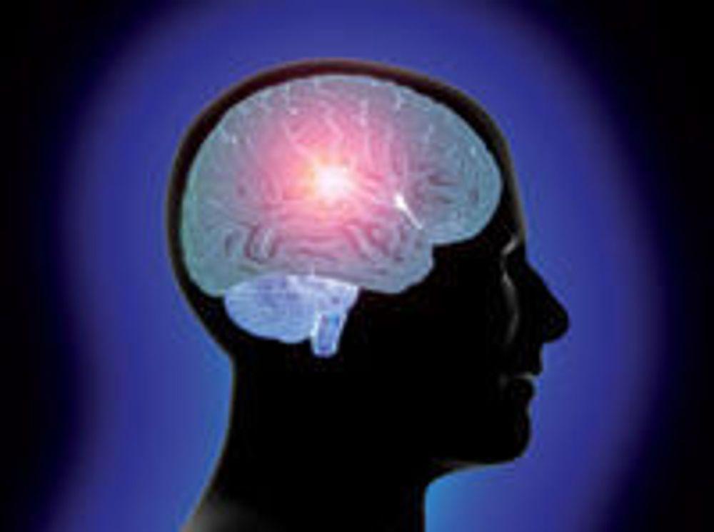 Hjernen reagerer når du prater i mobil