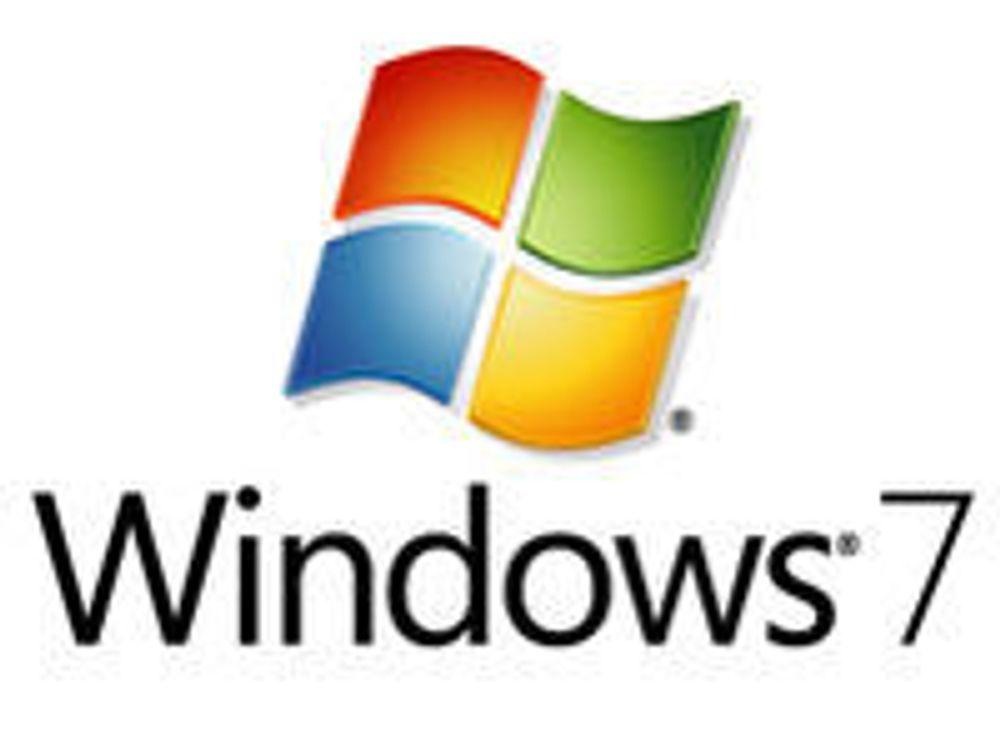 Første servicepakke klar for Windows 7