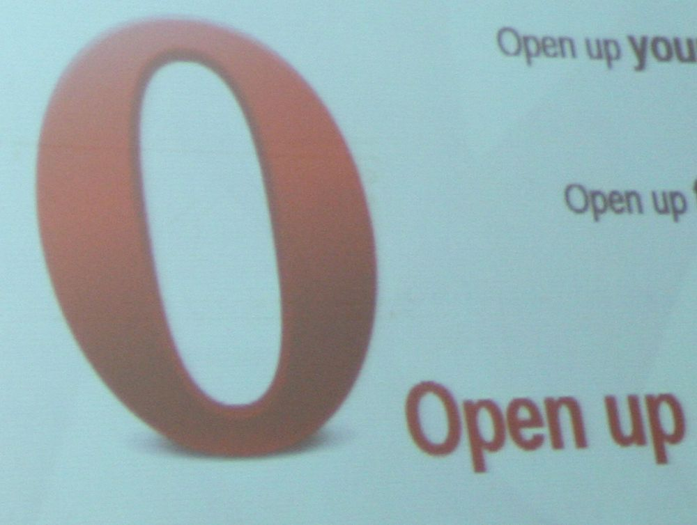 Opera renner over av optimisme