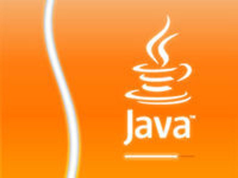 - Java gjør flest sårbare