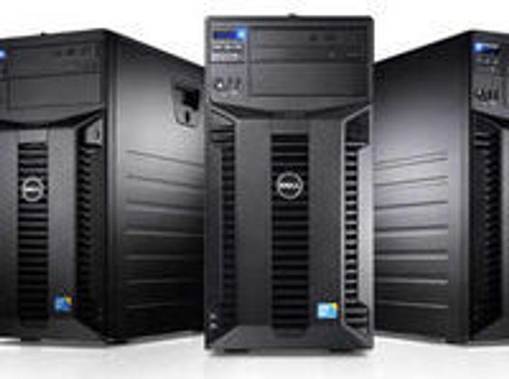 Dell jubler over rekordtall