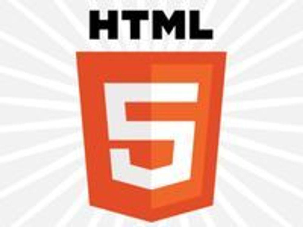 Vil fullføre HTML5 innen 2014