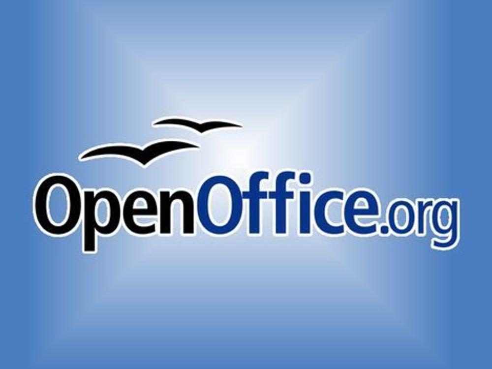 OpenOffice.org vokser kraftig i Norge