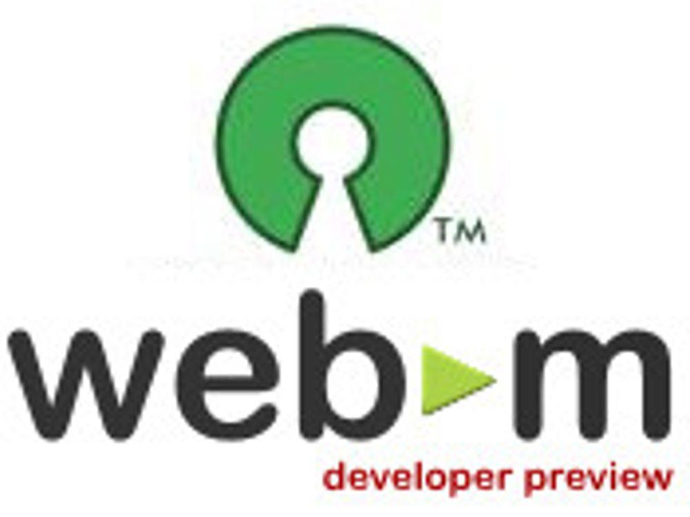 Google endrer WebM-lisensen