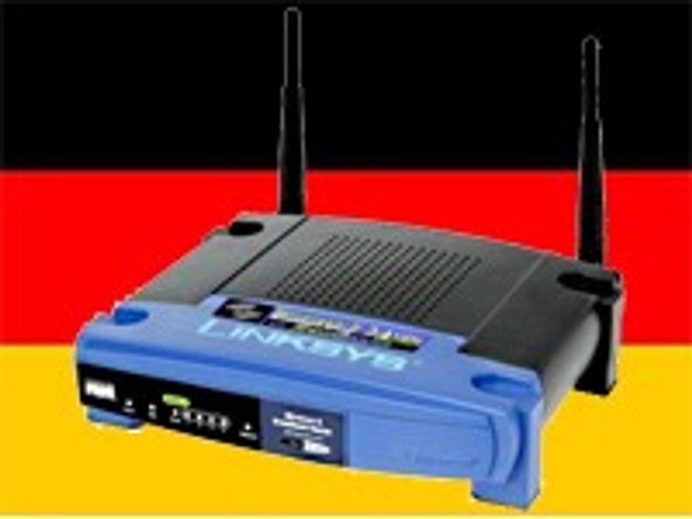 Nekter Tyskland tilgang til WLAN-data
