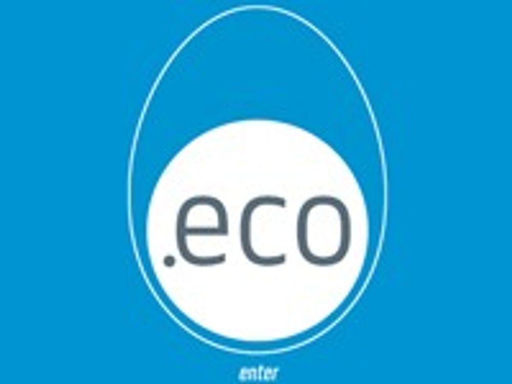 Krever toppdomene for miljøet