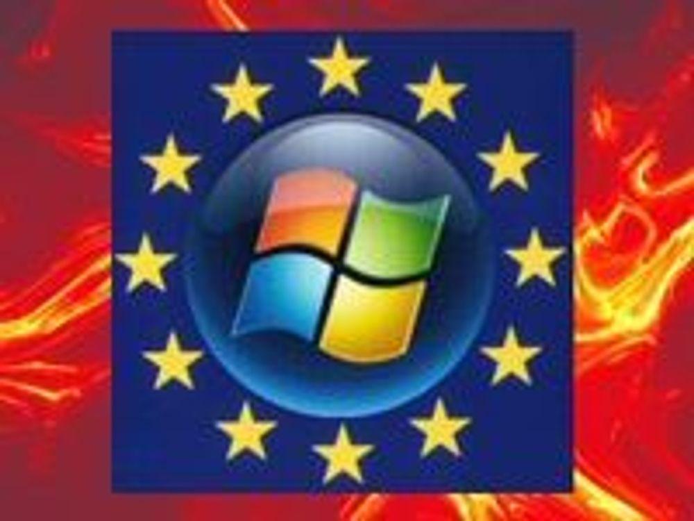 EU endrer sin overvåking av Microsoft