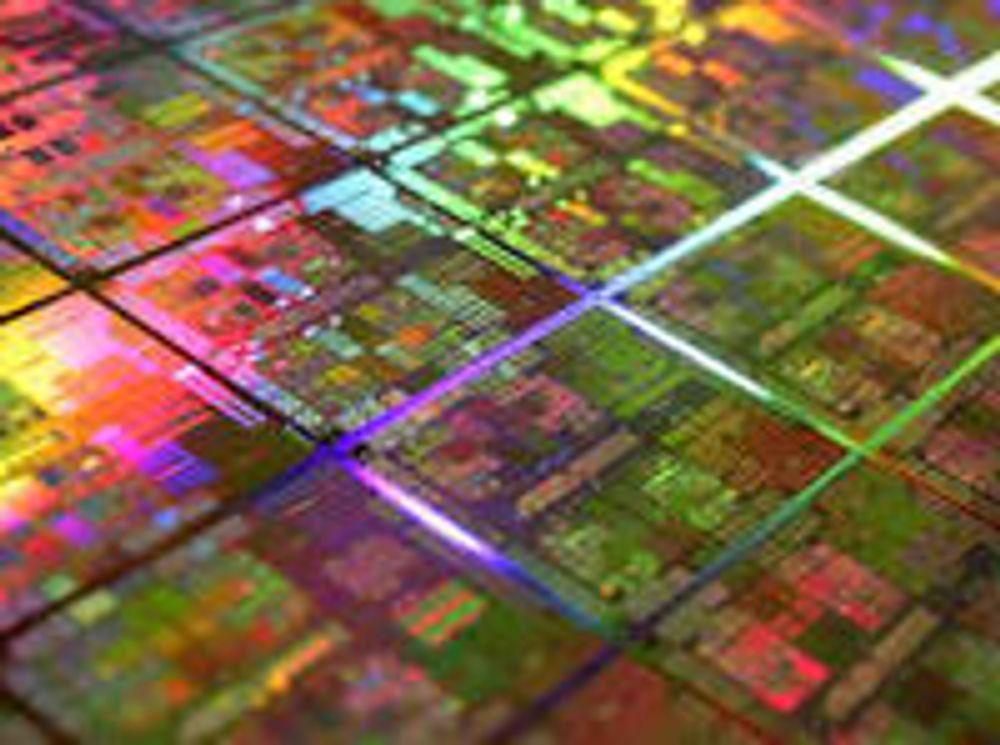 AMDs nye brikkestøperi har startet opp