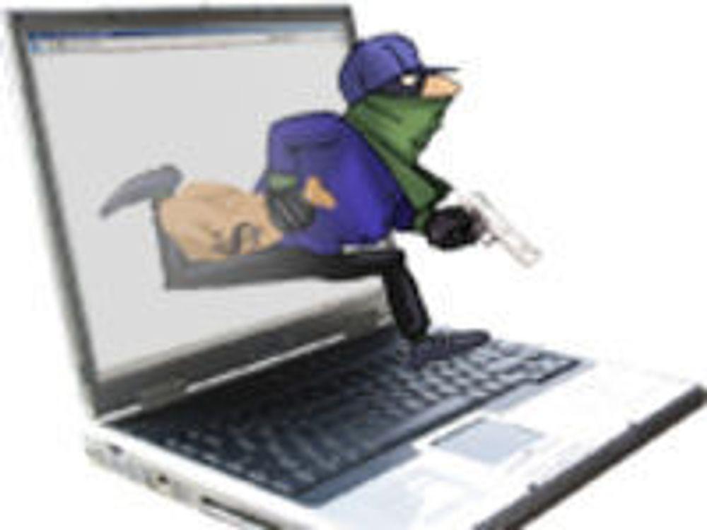 Utstilling om ID-tyveri