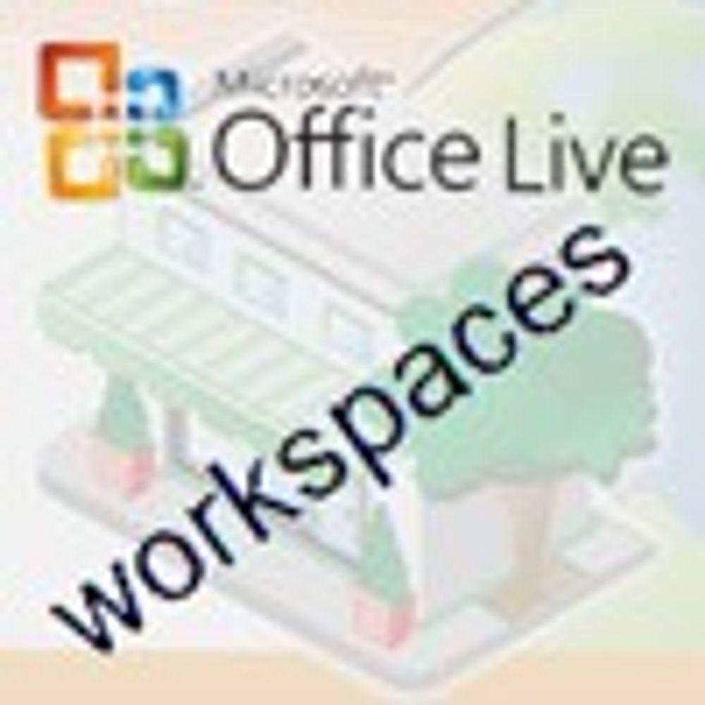 Lanserer Office-tilpasset web-lagring