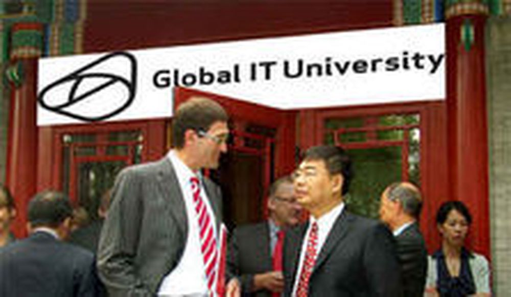 Lokker med globalt virtuelt IT-universitet