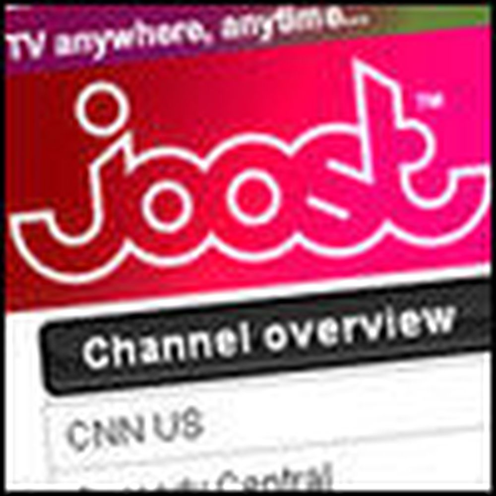 Mener Joost har større potensiale enn Skype