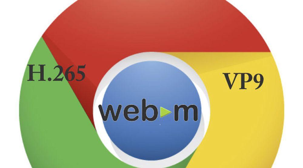 Chrome 25 kan bli den første versjonen av Googles nettleser som har en viss støtte for videocodecen VP9. Men teknologien vil få det tøft i konkurransen mot kommende H.265/HEVC.