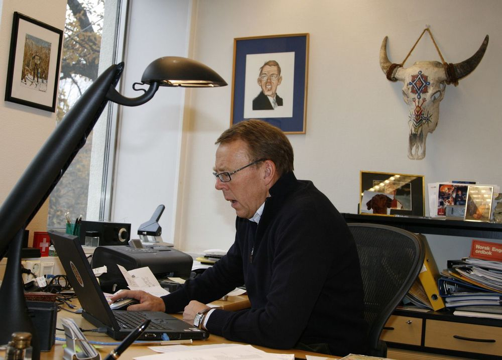 Krever elektroniske valg i 2013