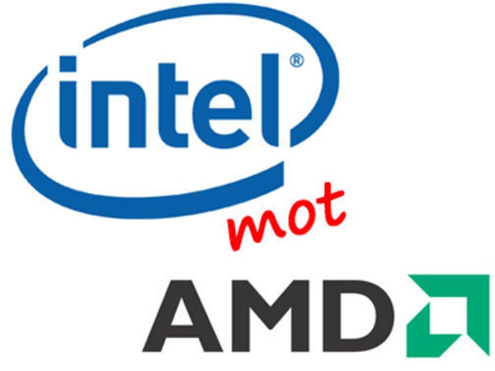 Intel vokser i svakt prosessormarked