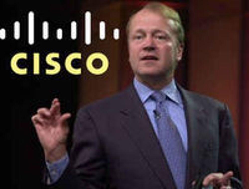 Cisco: - Dette er vendepunktet