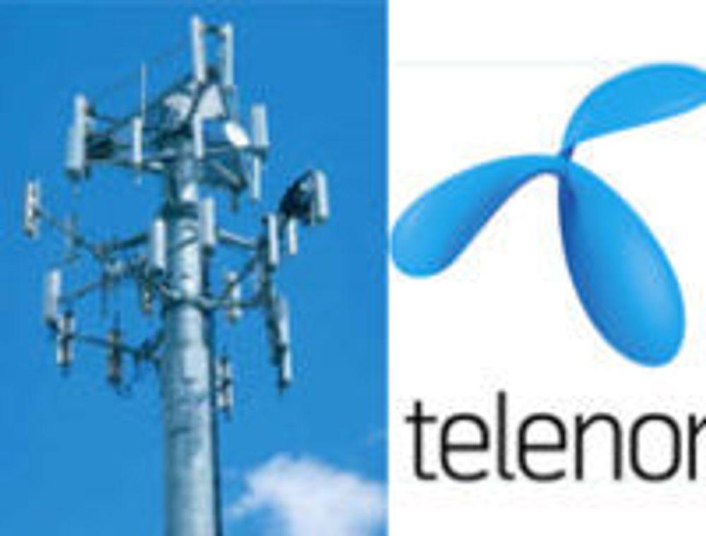 Telenor skal skifte ut hele mobilnettet
