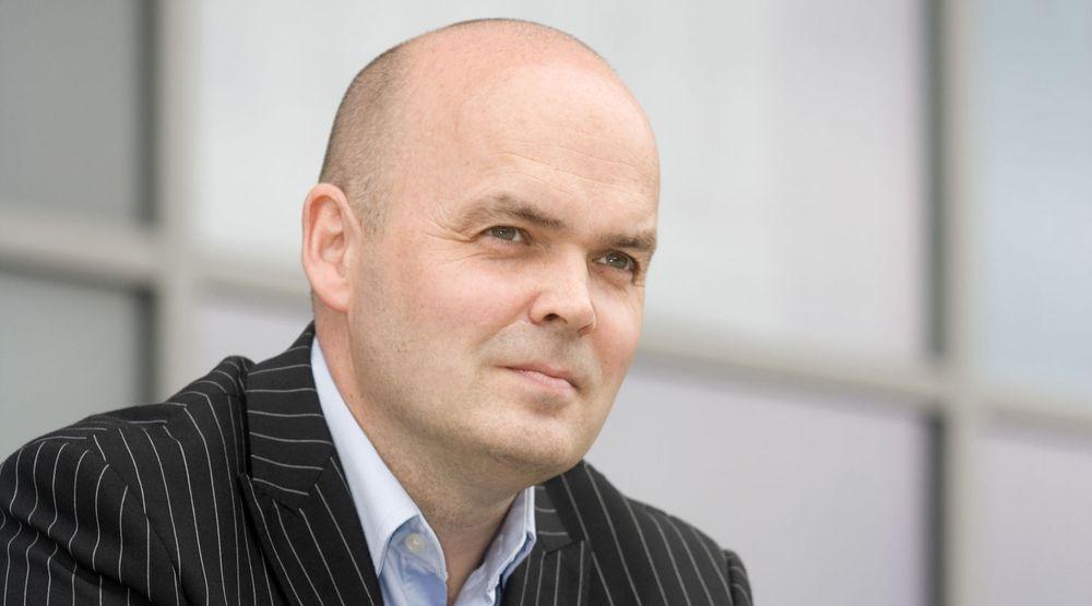 Steria tilbyr Microsoft Office 365 til sine kunder, og tar nå sin egen medisin, sier Anders Lindgren i Steria Norge.