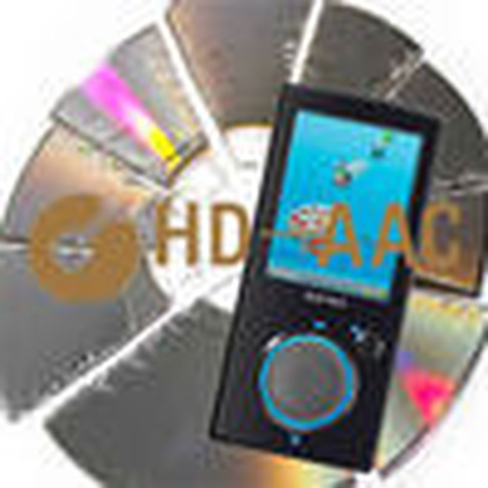 Nå skal musikkfiler gi bedre lyd enn CD
