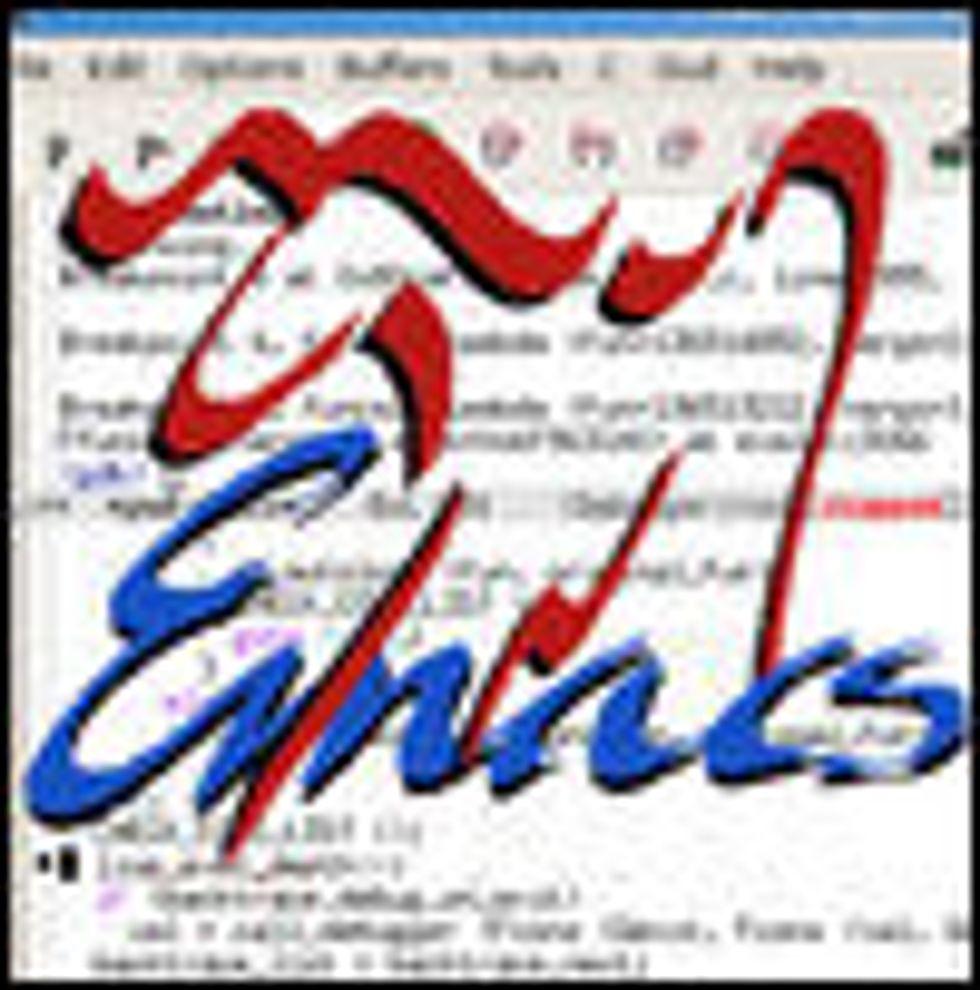 Microsoft vurderer «Emacs» for .Net