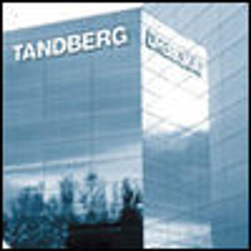 Ny sjef i Tandberg Data