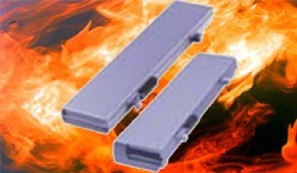 Forbyr reisende å ha med reservebatterier
