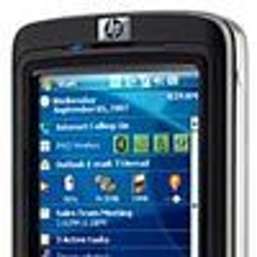 Lite imponert over HPs mobil-satsning