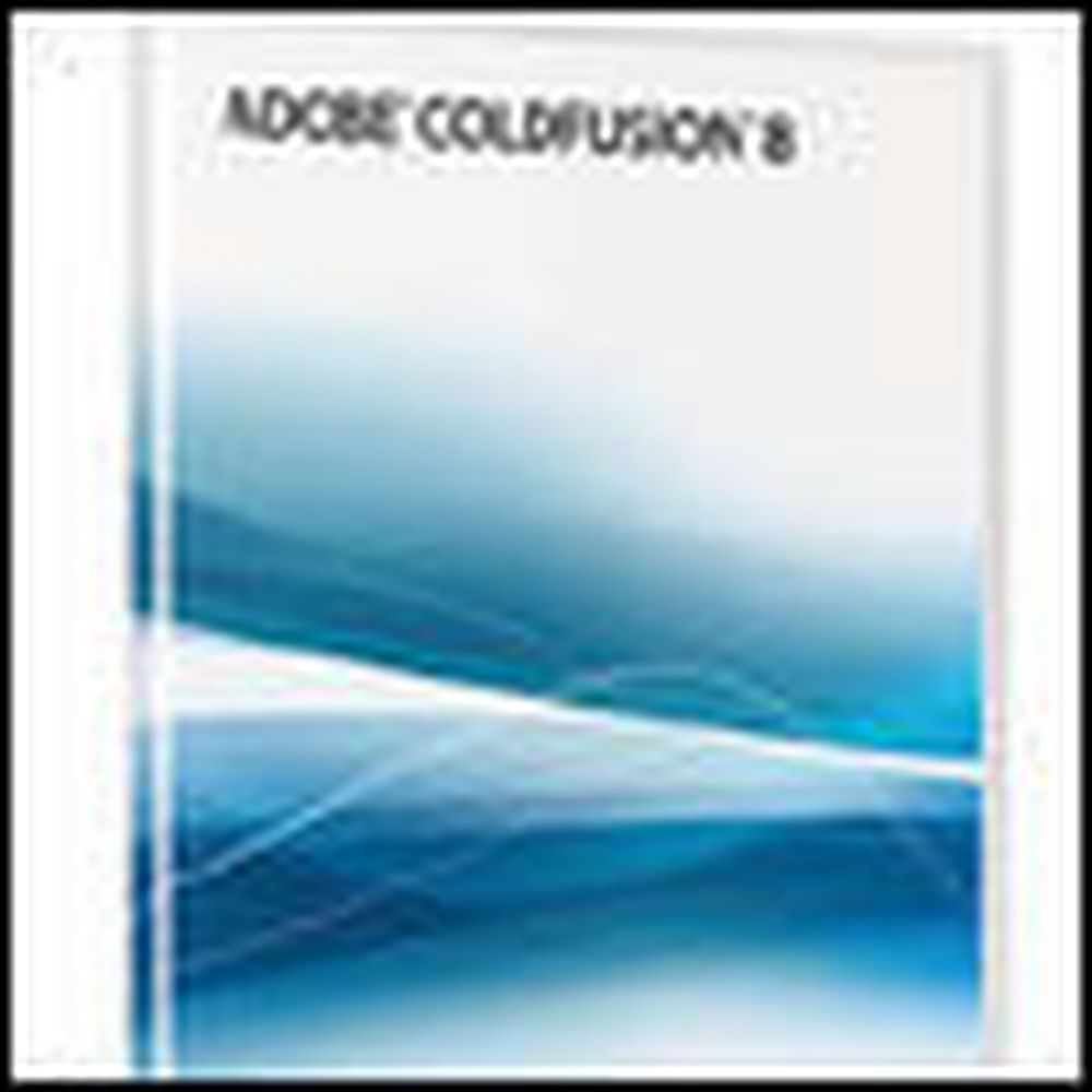 Adobes ColdFusion 8 klar for Europa