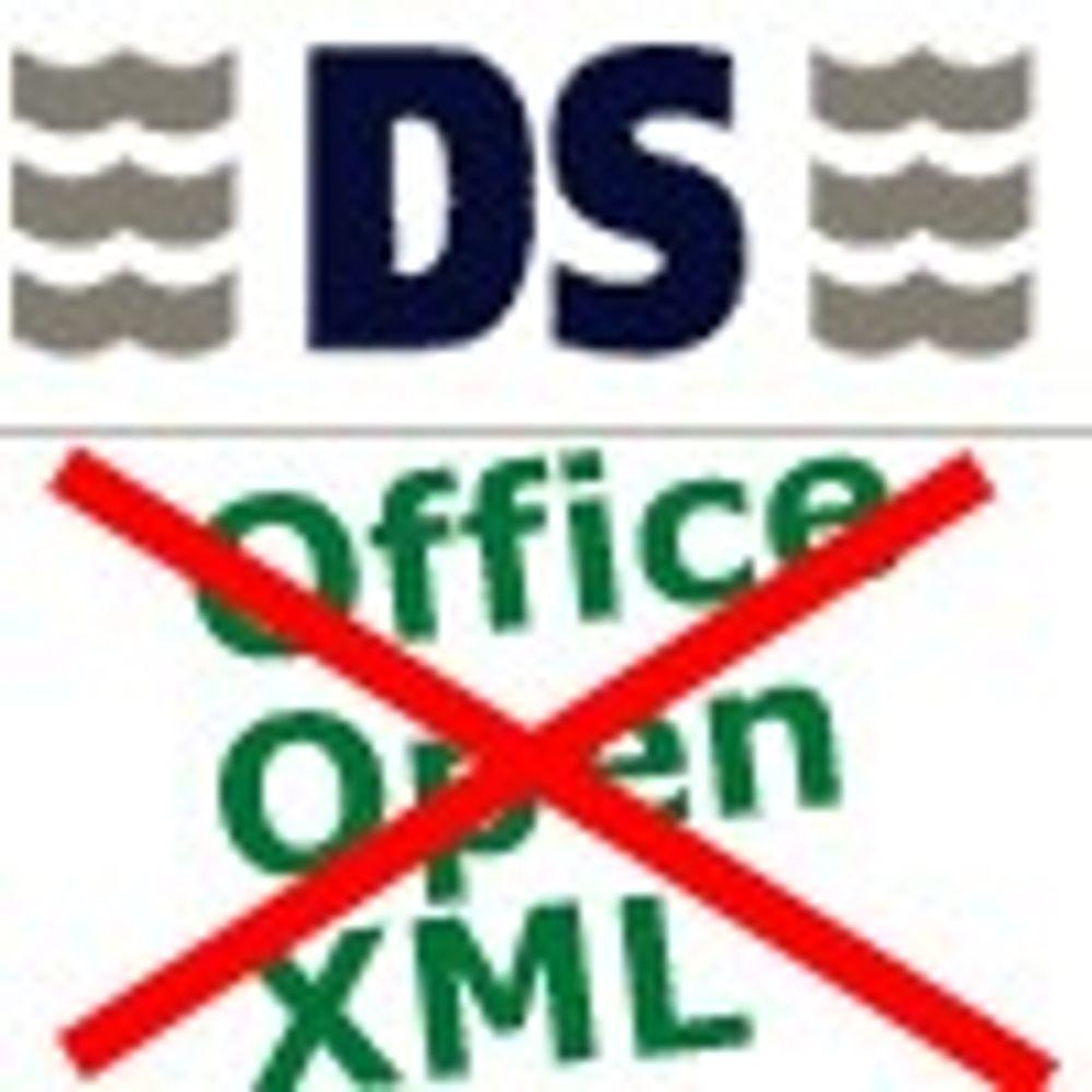 Også Danmark sa nei til Open XML