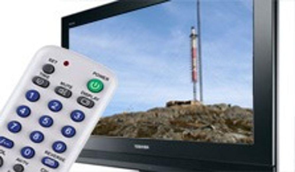 Se hvordan det nye TV-nettet fungerer