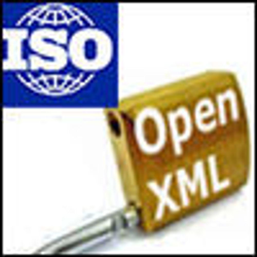 Danmark sier ja til Office Open XML
