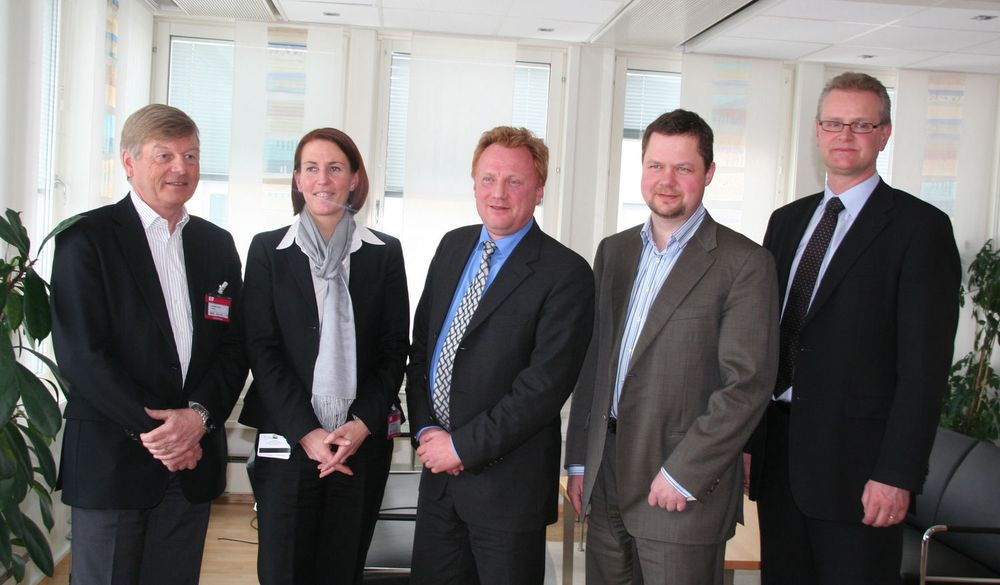 HP Norge setter helse på verdenskartet