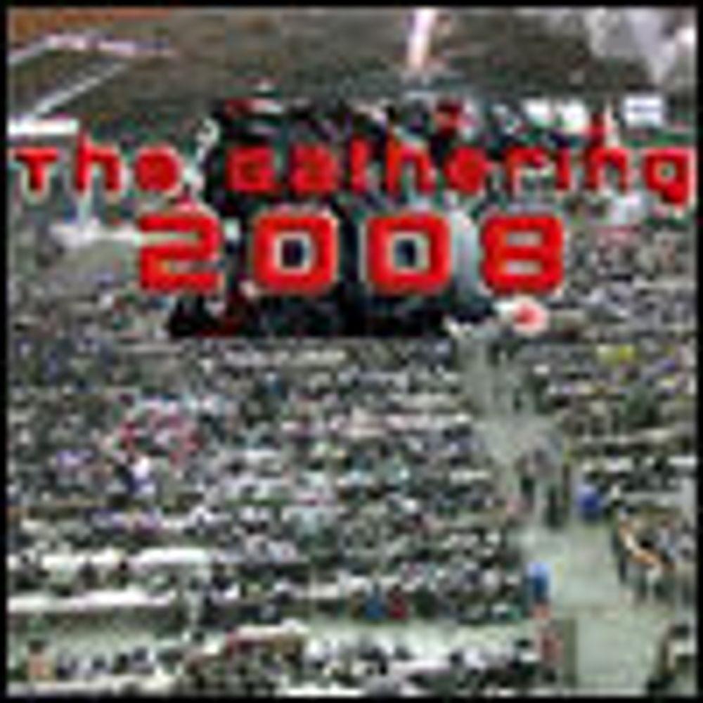 Slutt for The Gathering - for i år