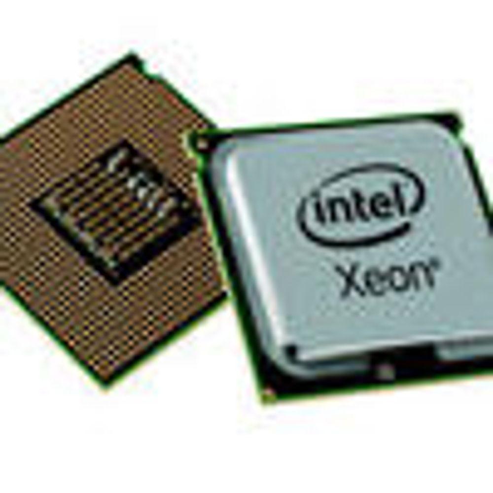 Mindre varme med nye Xeon-prosessorer