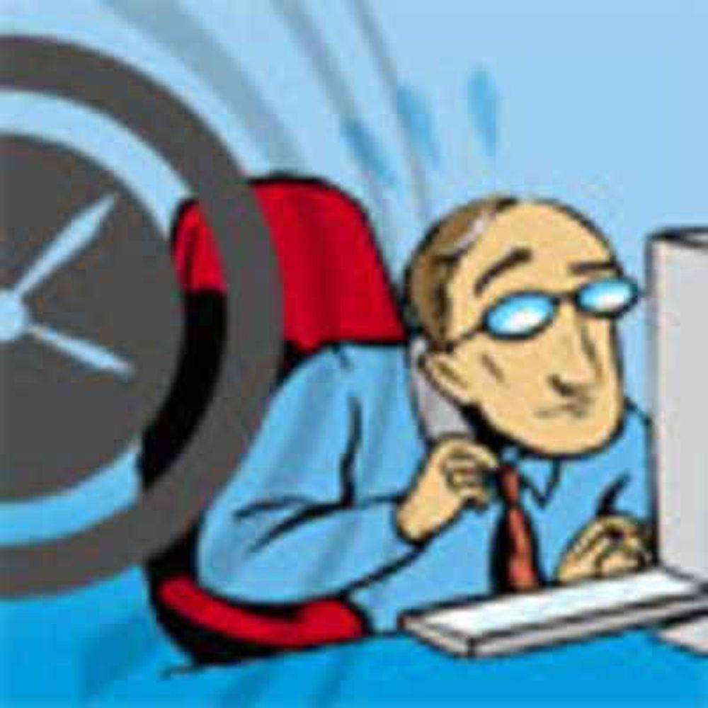 IT-sjefer taper budsjett-kontrollen