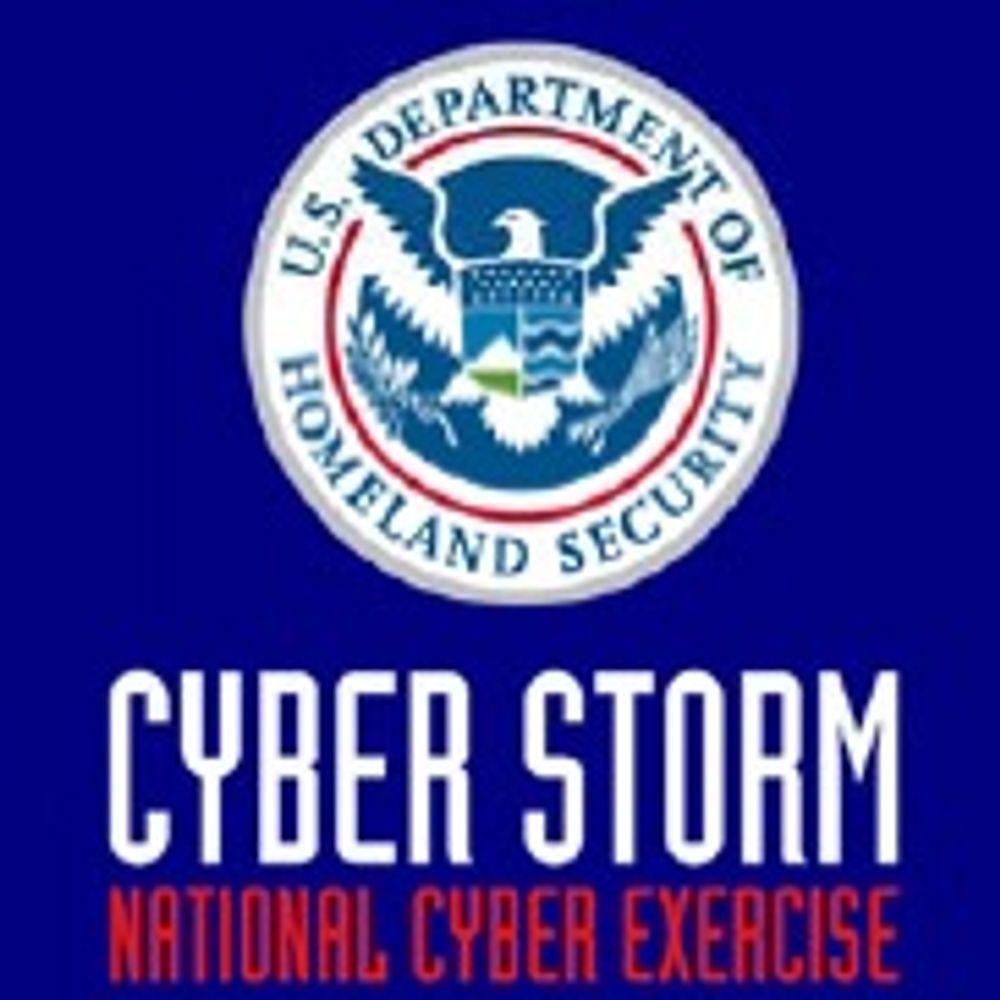 Bredt anlagt øvelse i kyberkrig