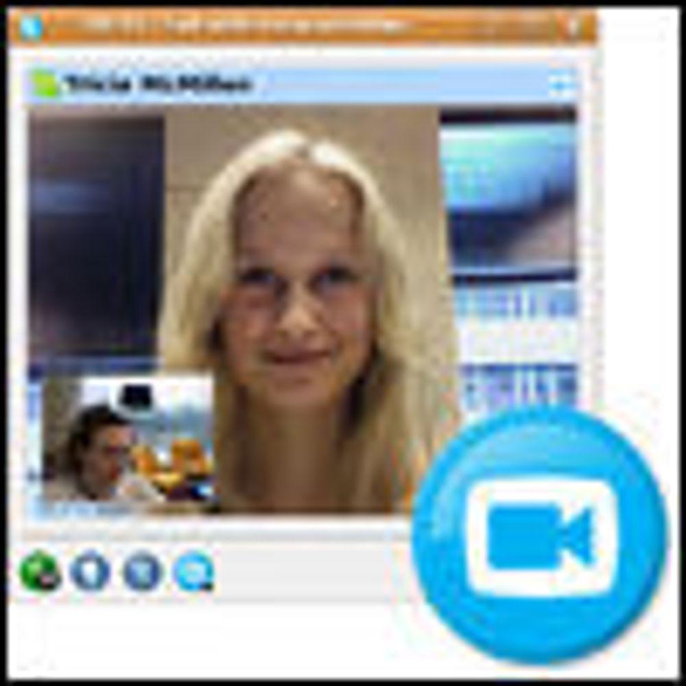 Skype klar med videosamtaler for Linux