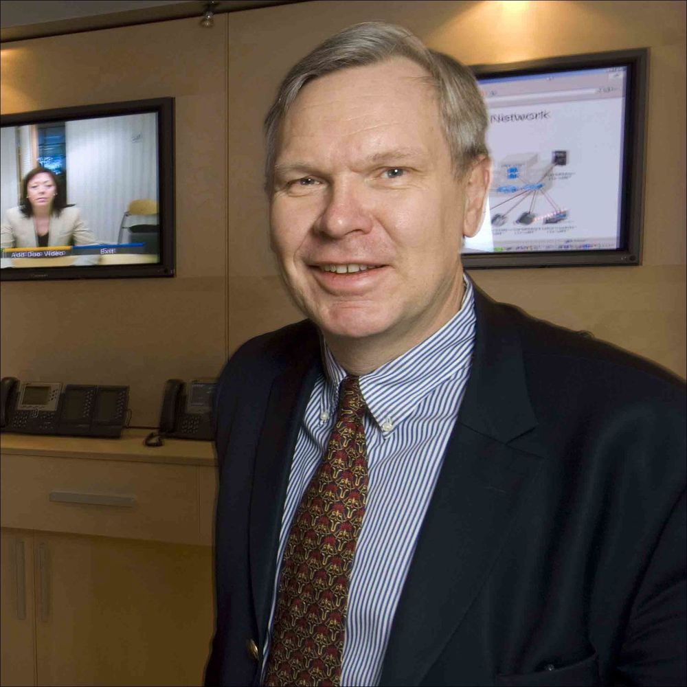 Cisco tjener godt på IP-telefoni og routere