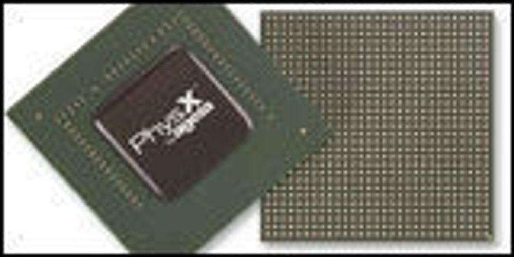 Nvidia kjøper mer fysikkteknologi