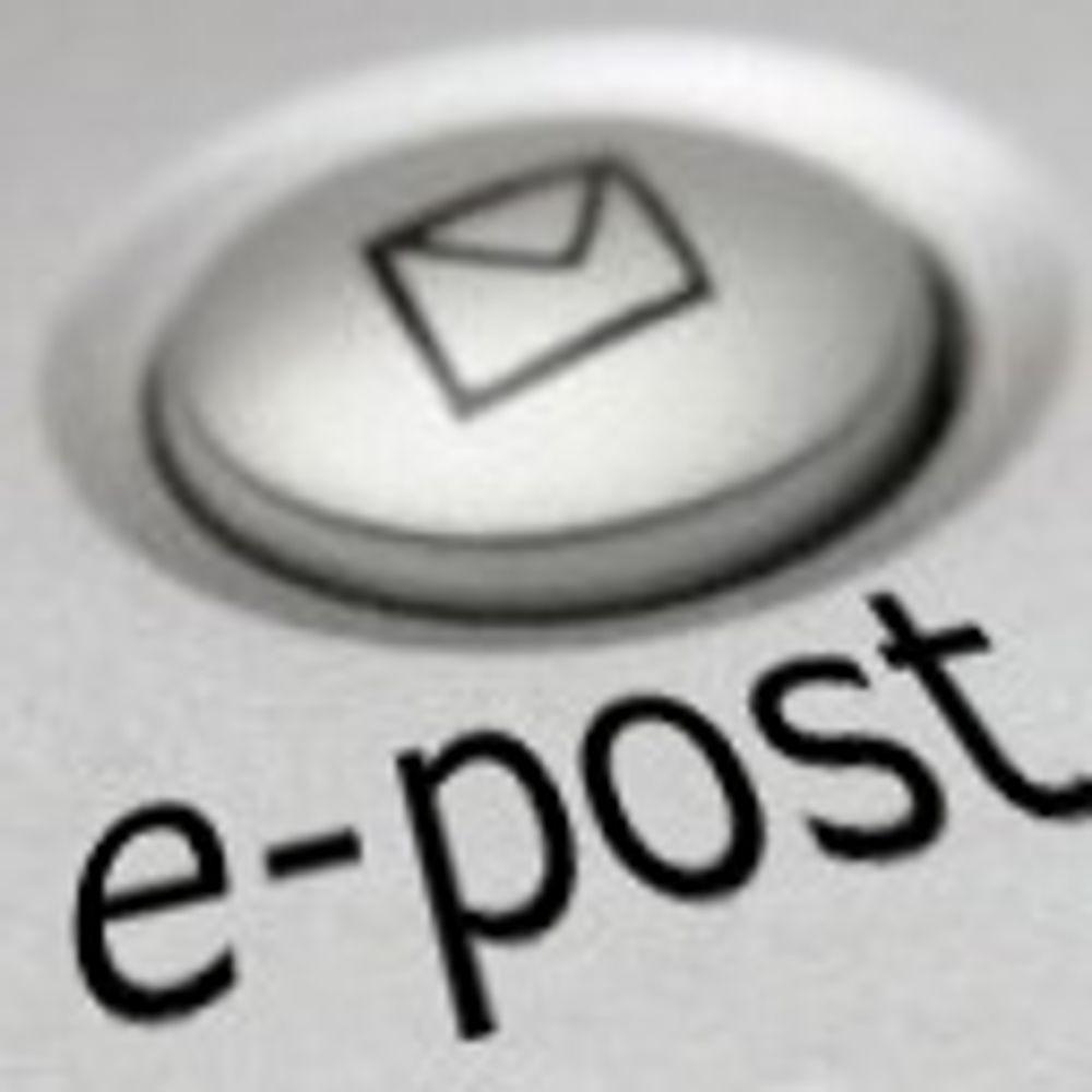 Trosser regler for sikkerhet og e-post