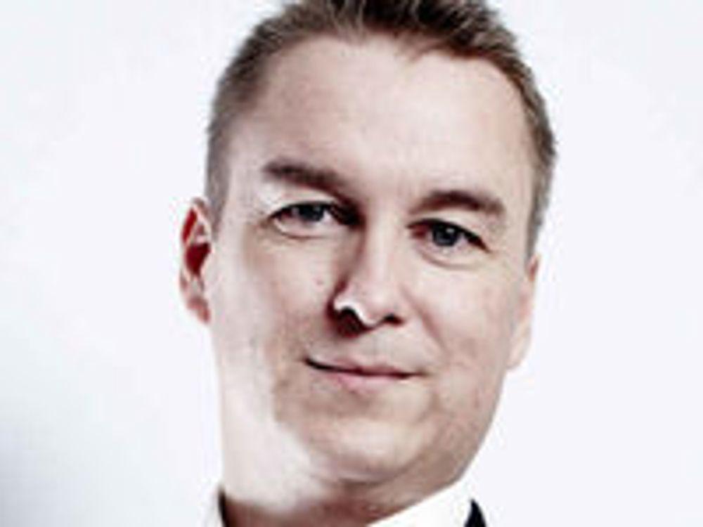 Innkjøpssjef Ulf E. Andersen i Komplett.