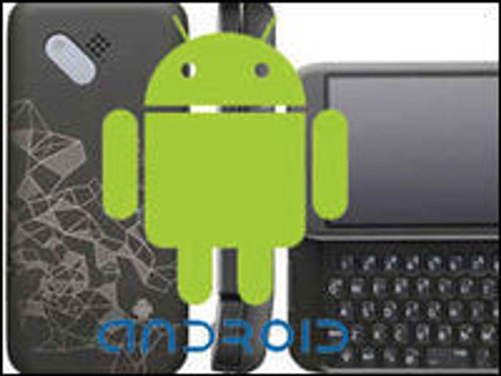 Google lanserte helt åpen Android-mobil