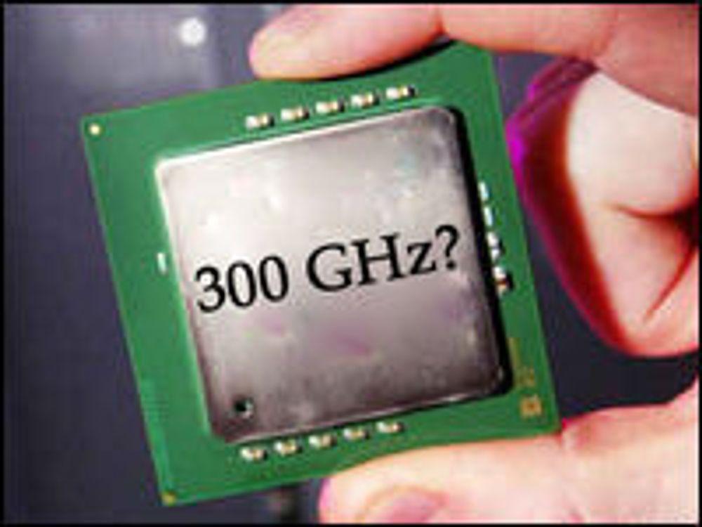 Motstandsløs transistor skal få fart på PC-ene