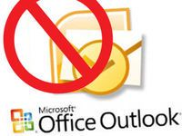 - Outlook er bannlyst