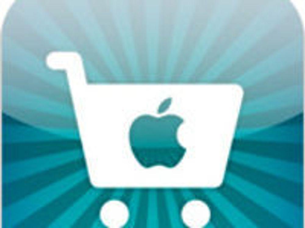 Apple åpner varehus i App Store