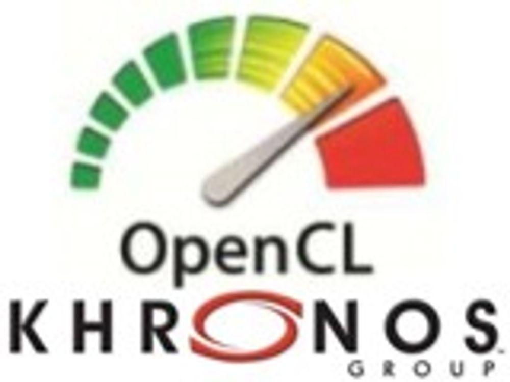 Økt fleksibilitet og ytelse med ny OpenCL