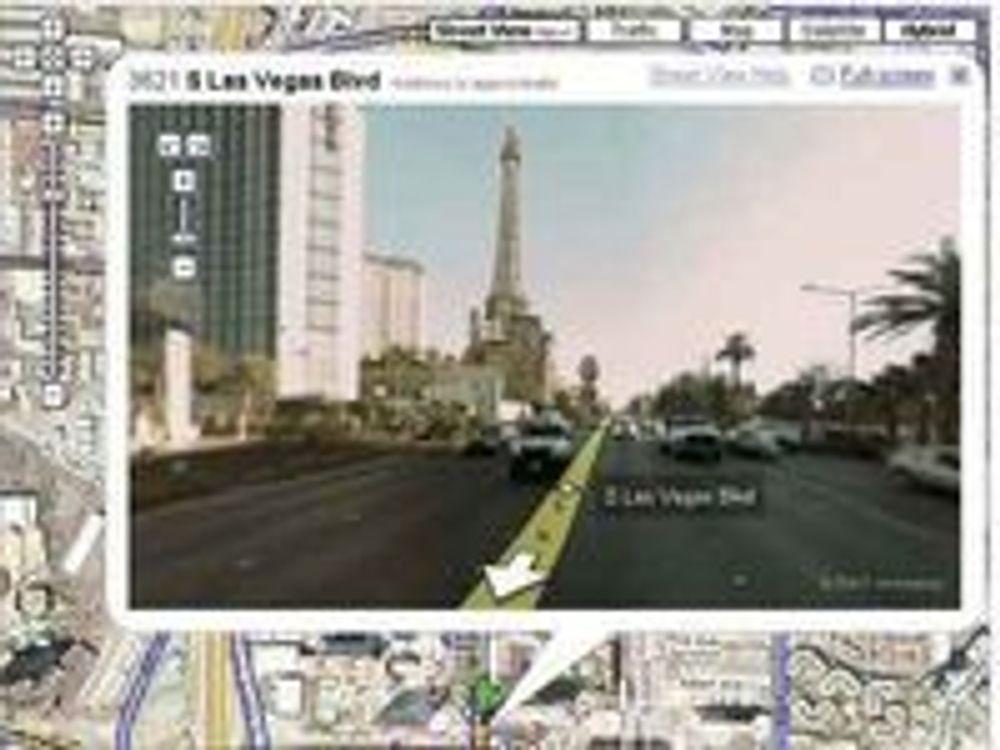 Google søker lisens for å levere kart i Kina